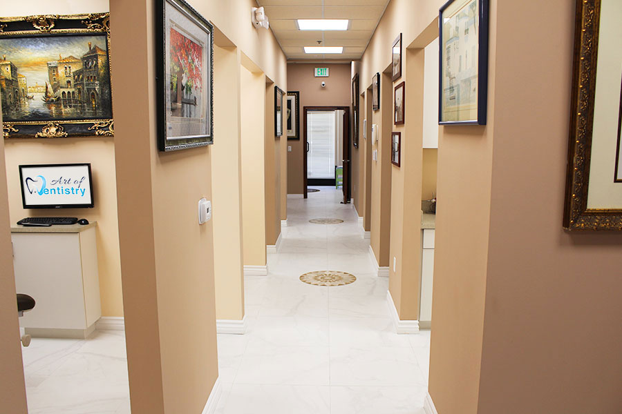 Office Tour - Pasadena Dentist Cosmetic and Family Dentistry
